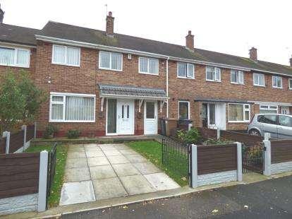 3 Bedrooms Terraced House for sale in Cartmel Place, Ashton, Preston, Lancashire, PR2