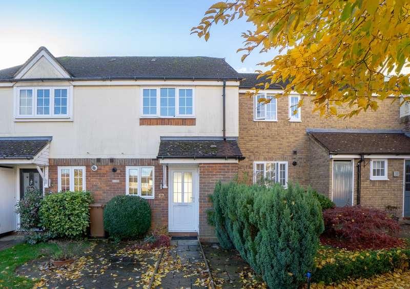 2 Bedrooms Terraced House for sale in Lunardi Court, Puckeridge, Ware, SG11