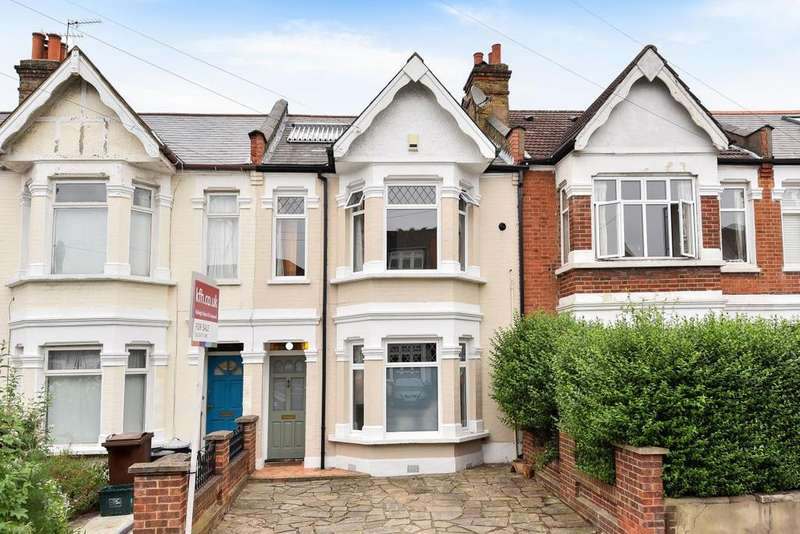 4 Bedrooms Terraced House for sale in Cavendish Road, Colliers Wood