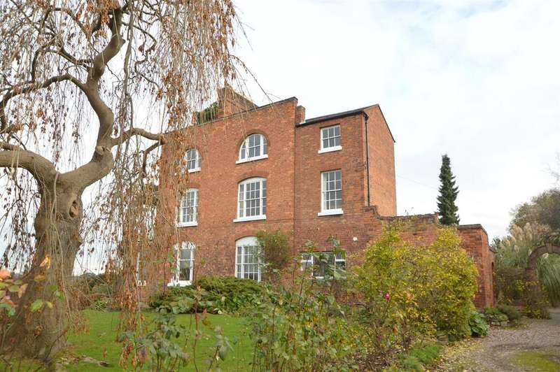 6 Bedrooms House for sale in The Mount House, 6 The Mount, Shrewsbury SY3 8PS