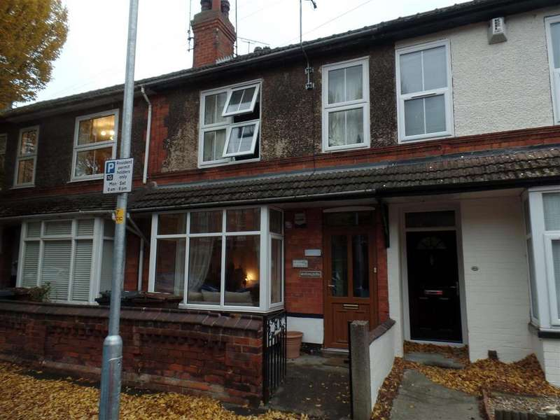 3 Bedrooms Terraced House for sale in Hewson Road, Lincoln