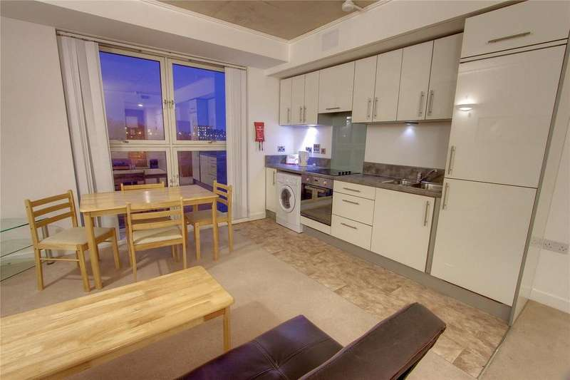 1 Bedroom Flat for sale in Ciac Building, Quay Street