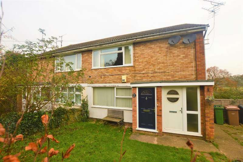 2 Bedrooms Maisonette Flat for sale in Kinross Crescent, Luton, Bedfordshire, LU3 3JX