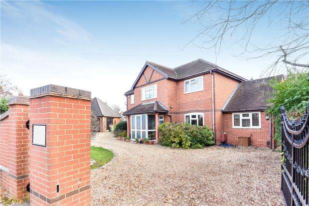 4 Bedrooms Detached House for sale in Woods Road, Caversham, Reading