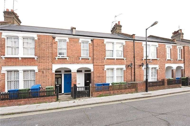 2 Bedrooms Apartment Flat for sale in Ambergate Street, London, London, SE17 3RY