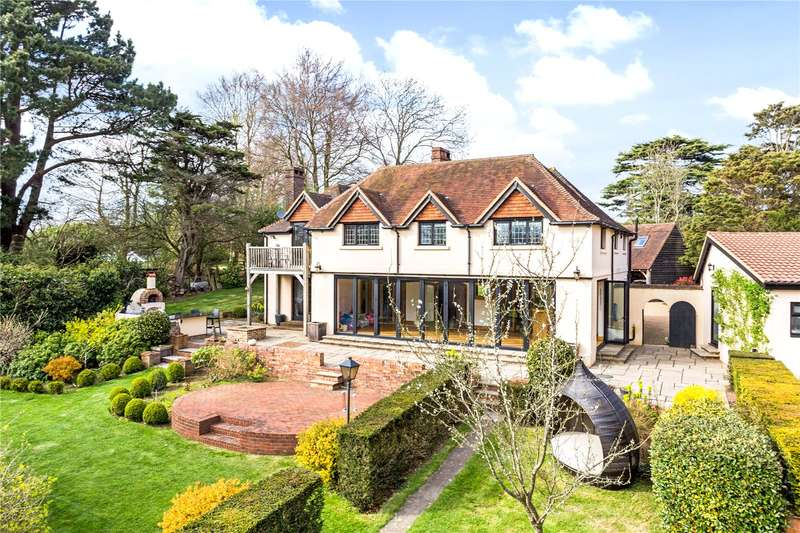 7 Bedrooms Detached House for sale in Brighton Road, Woodmancote, Henfield, West Sussex, BN5
