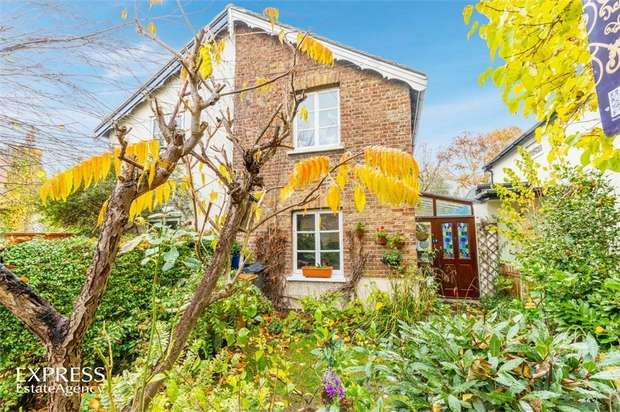 2 Bedrooms Semi Detached House for sale in Eden Grove, London