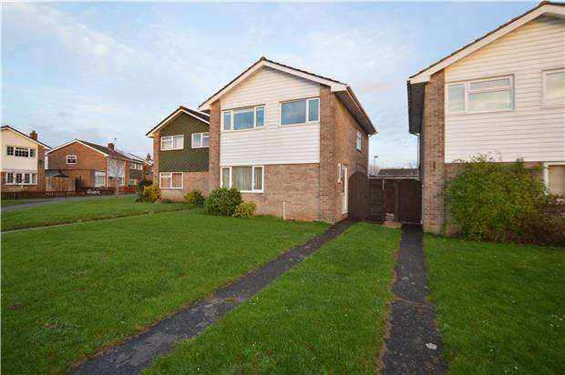 4 Bedrooms Detached House for sale in Finch Road, Chipping Sodbury, BRISTOL, BS37 6JB