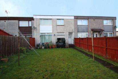 2 Bedrooms Terraced House for sale in Carfrae Drive, Glenrothes