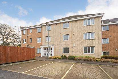2 Bedrooms Flat for sale in Townhead Gardens, Kilmarnock