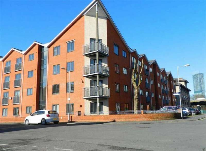 2 Bedrooms Apartment Flat for sale in Loxford Street, Hulme, Manchester