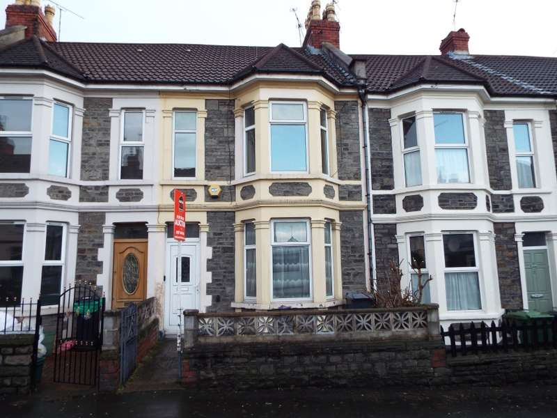 3 Bedrooms Terraced House for sale in 5 Chelsea Park, Easton, Bristol