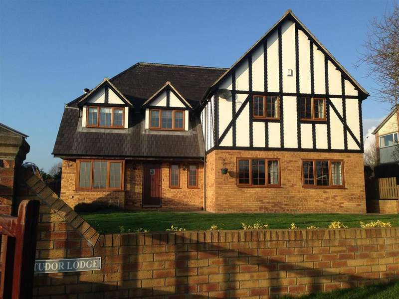5 Bedrooms Detached House for sale in Mill Lane, Whitton Village, Stockton-On-Tees
