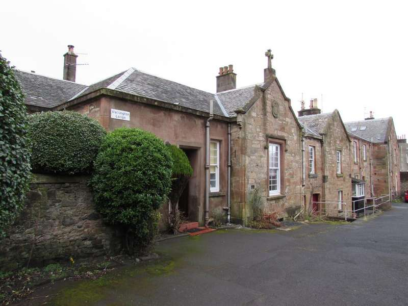 1 Bedroom Flat for sale in Bath Place, Ayr KA7