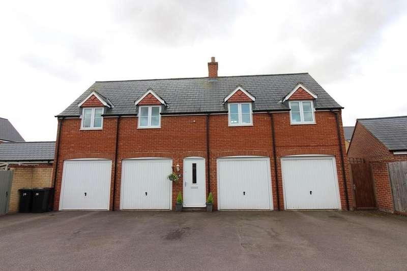 3 Bedrooms Detached House for sale in Bridge View, Shefford, SG17