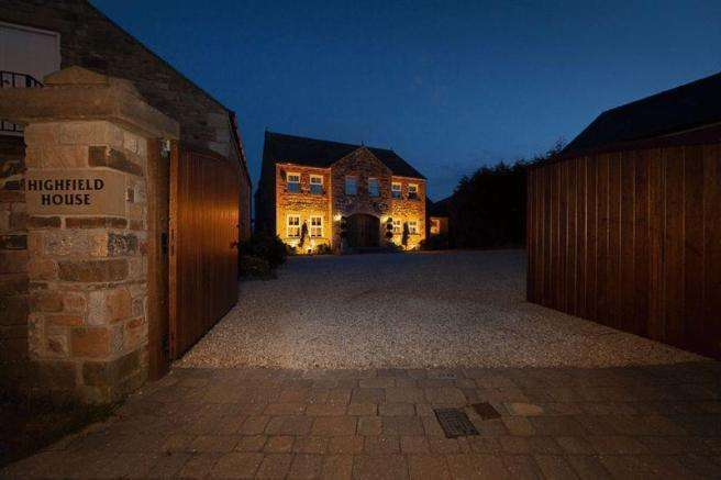 6 Bedrooms Detached House for sale in Whitehall Lane, Iveston, Consett