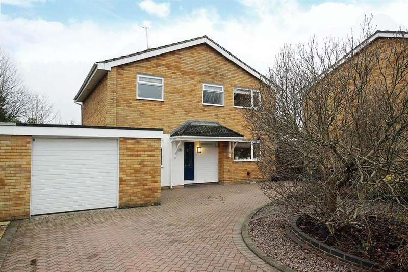 4 Bedrooms Detached House for sale in Rosemary Drive, Bromham, Bedford