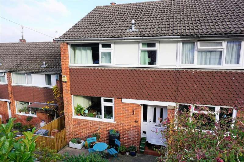3 Bedrooms End Of Terrace House for sale in Queensdown Gardens, Brislington, Bristol
