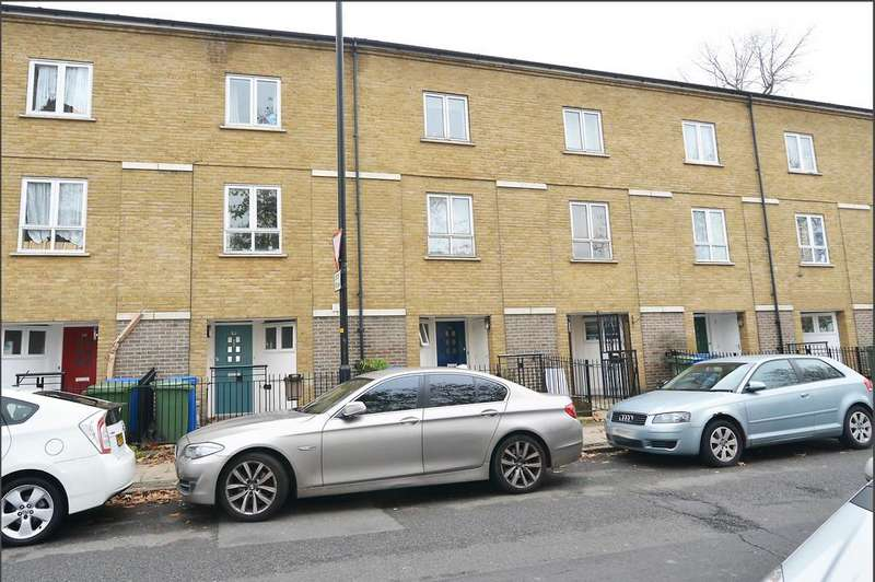 3 Bedrooms Terraced House for sale in Commercial Way, Peckham