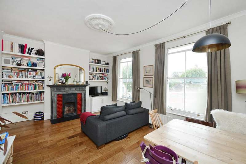 3 Bedrooms Maisonette Flat for sale in Lauriston Road, London