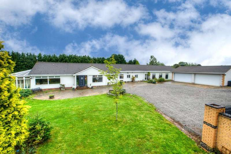 4 Bedrooms Detached House for sale in Hunger Hill, Henley-in-Arden, B95