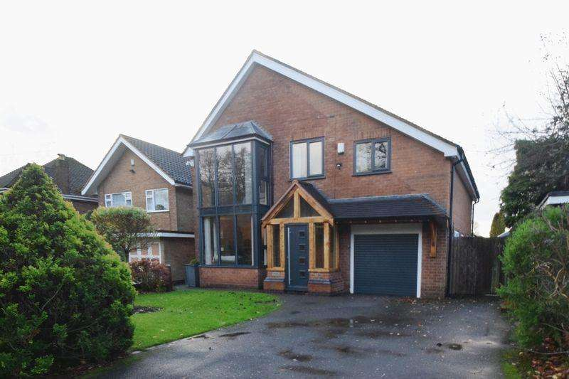 5 Bedrooms Detached House for sale in Bealeys Lane, Bloxwich, Walsall