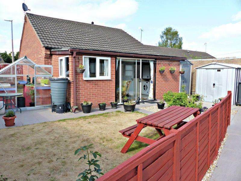 2 Bedrooms Detached House for sale in Leconfield Road, Lincoln