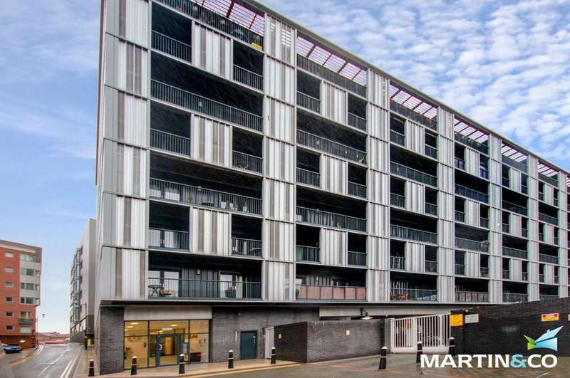 2 Bedrooms Apartment Flat for sale in Hub, Clive Passage, Birmingham, B4
