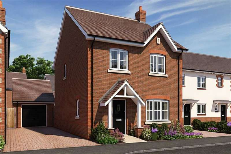4 Bedrooms Detached House for sale in Blunsdon Chase, Blunsdon, Wiltshire