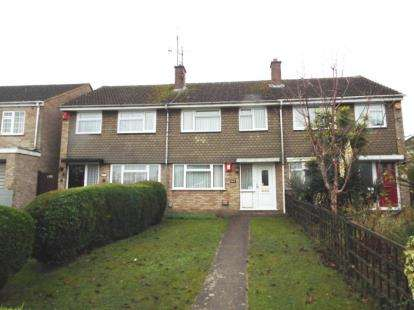3 Bedrooms Terraced House for sale in Holgate Drive, Luton, Bedfordshire, England