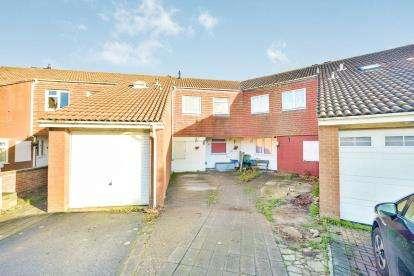 3 Bedrooms Terraced House for sale in Walshs Manor, Stantonbury, Milton Keynes, Bucks