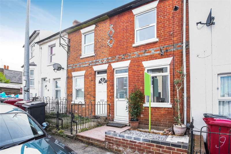 2 Bedrooms Terraced House for sale in Hill Street, Reading, Berkshire, RG1