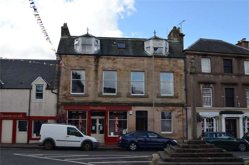 4 Bedrooms Apartment Flat for sale in Clandon House, The Cross, Doune, FK16