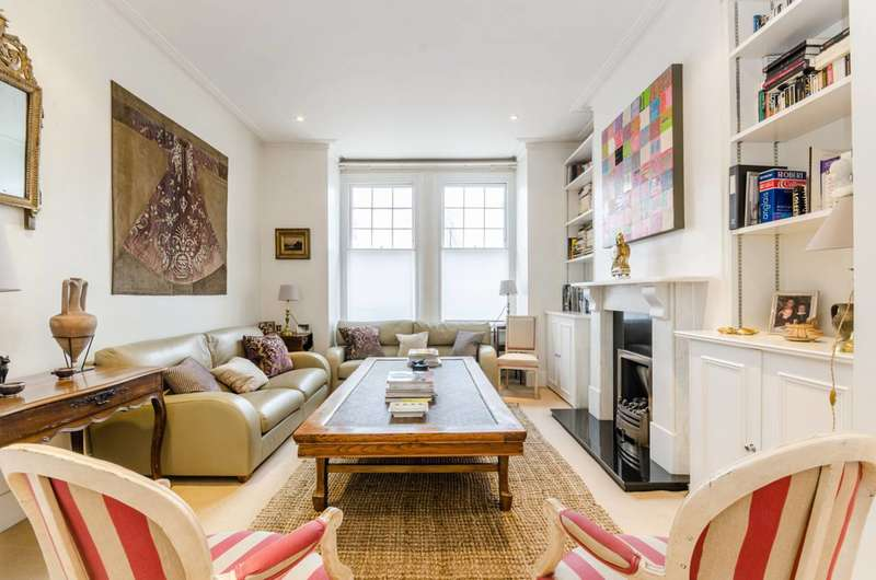 5 Bedrooms End Of Terrace House for sale in Chesson Road, Barons Court, W14
