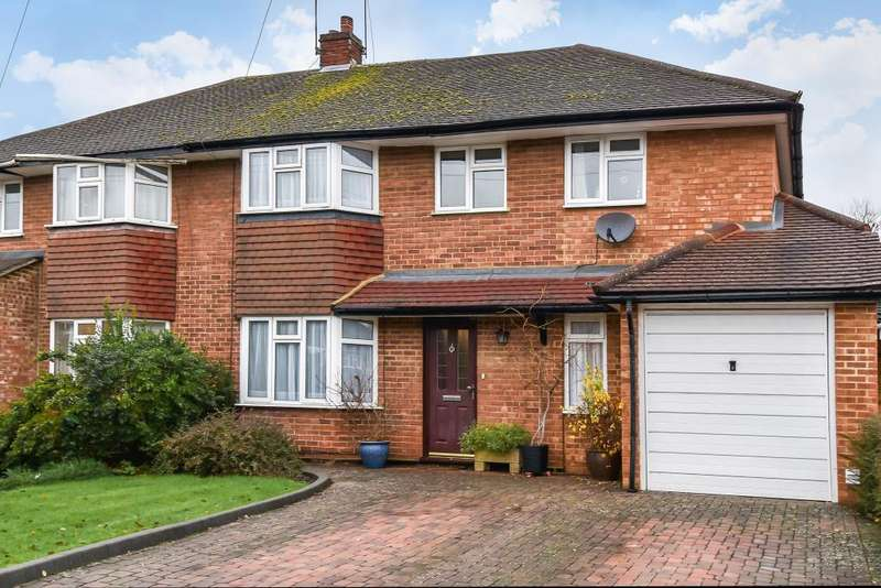 4 Bedrooms House for sale in Wavell Road, Maidenhead, SL6