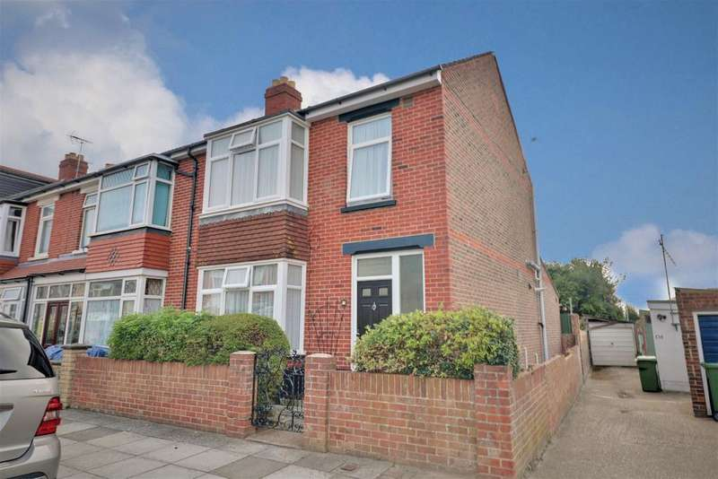 4 Bedrooms End Of Terrace House for sale in Petworth Road, Portsmouth