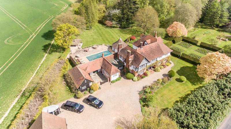 7 Bedrooms Detached House for sale in Colne Engaine