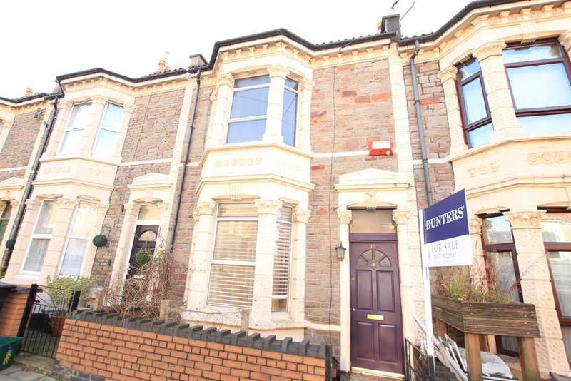 3 Bedrooms Terraced House for sale in Stanley Park, Bristol, BS5 6DT
