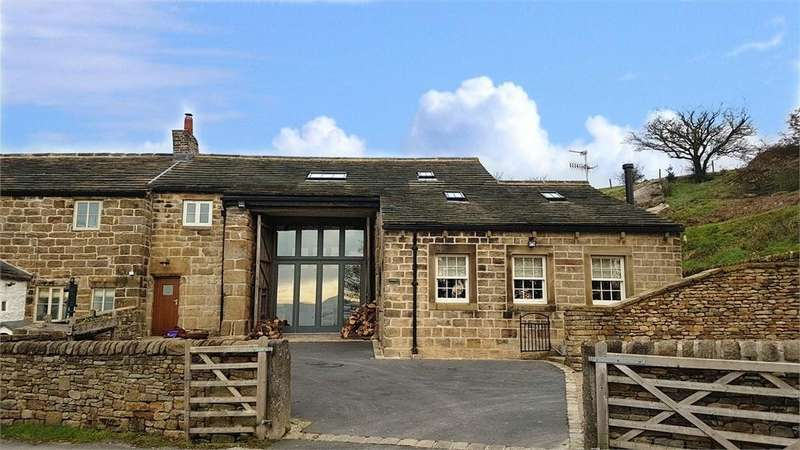 3 Bedrooms Semi Detached House for sale in Noyna Road, FOULRIDGE, Lancashire