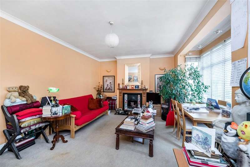 2 Bedrooms Flat for sale in Dalgarno Gardens, London, W10