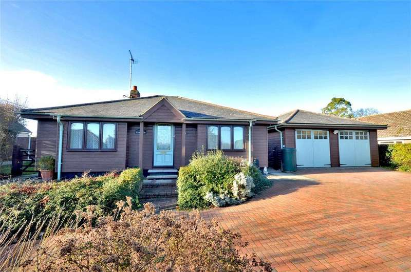 4 Bedrooms Detached Bungalow for sale in Stortford Road, Clavering, Nr Saffron Walden, Essex, CB11