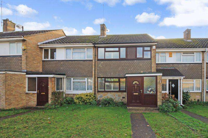 3 Bedrooms Terraced House for sale in Butely Road, Luton