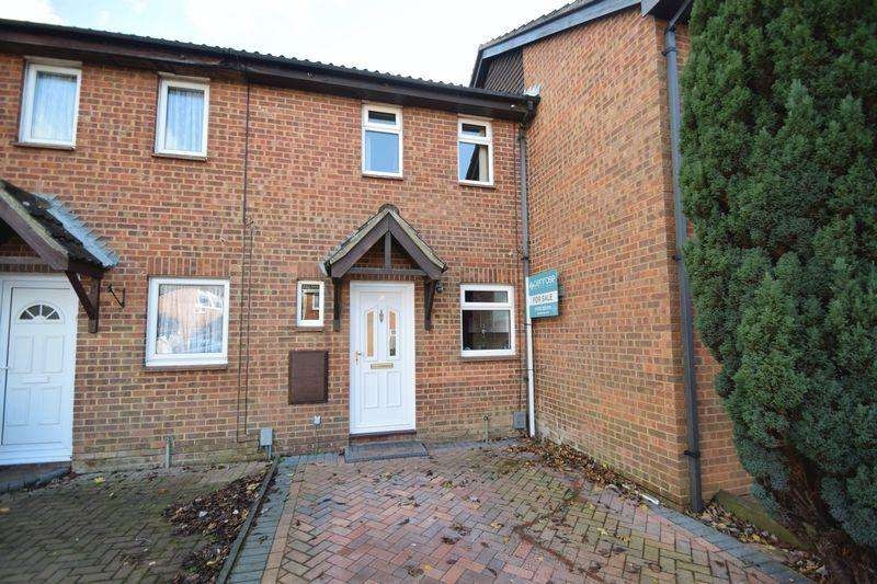2 Bedrooms Terraced House for sale in Glenfield Road, Luton