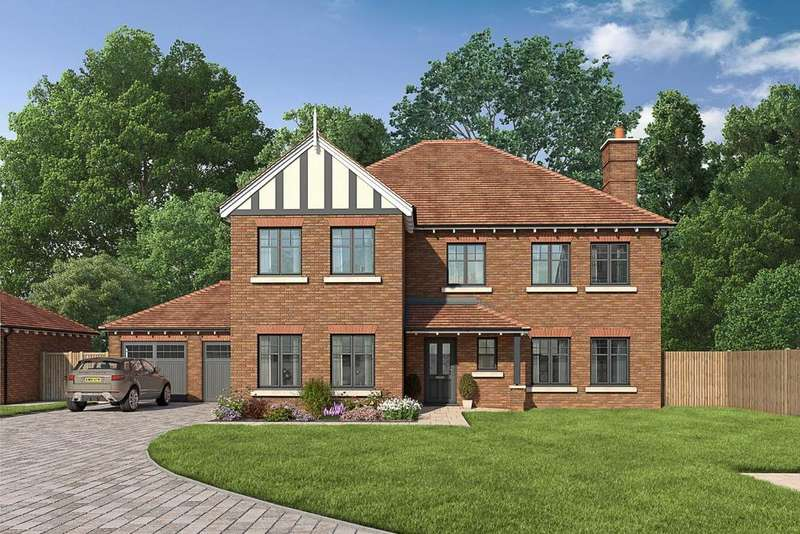 5 Bedrooms Detached House for sale in Kings Hall Road, Beckenham