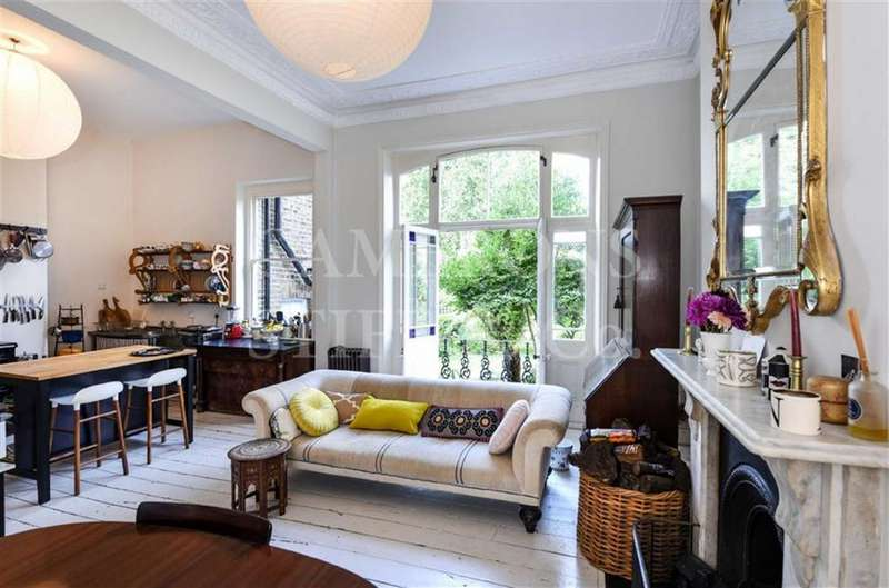 7 Bedrooms Semi Detached House for sale in Brondesbury Road, Queens Park, London, NW6
