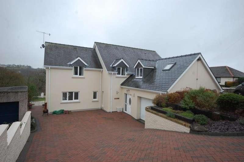 5 Bedrooms Detached House for sale in The Ridgeway, Saundersfoot