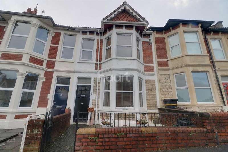 3 Bedrooms Terraced House for sale in Grove Park Avenue, Brislington, Bristol, BS4