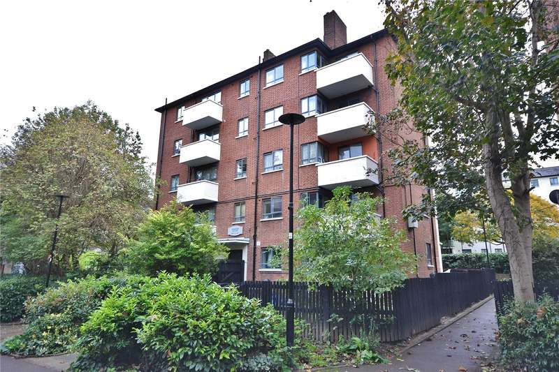 3 Bedrooms Maisonette Flat for sale in Graham House, Brecknock Road Estate, Brecknock Road, London, N19