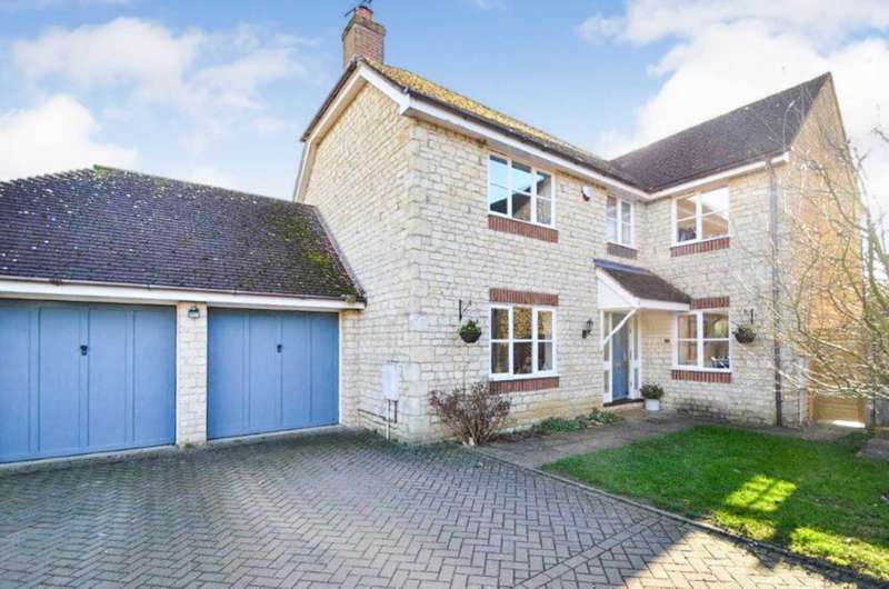 4 Bedrooms Detached House for sale in Maryot Close, Sherrington