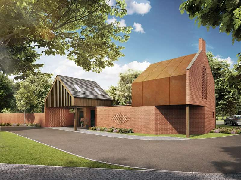 4 Bedrooms Detached House for sale in Culcheth Hall Drive, Culcheth, Warrington, WA3